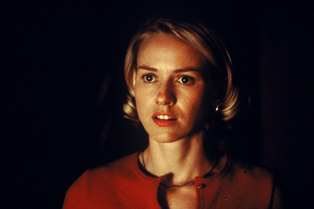 "Kadr z filmu ""Mulholland Drive"""