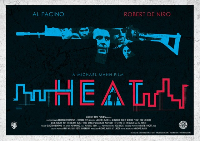 MICHAEL MANNs HEAT by ~ChristopherWingKing / devianart.net