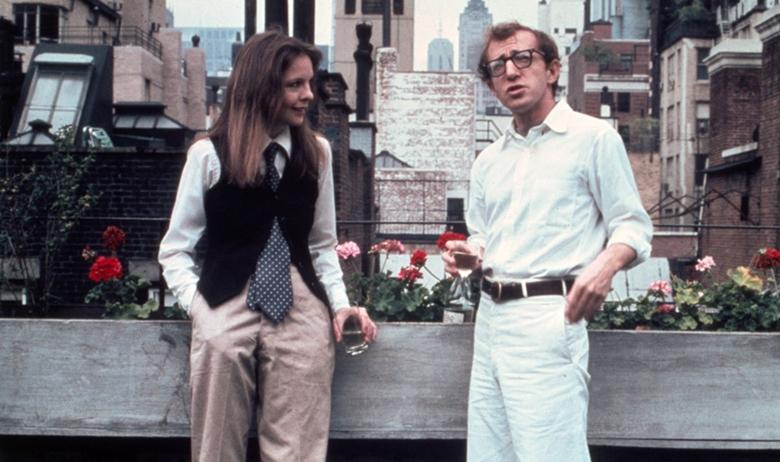 Woody Allen Diane Keaton Annie Hall