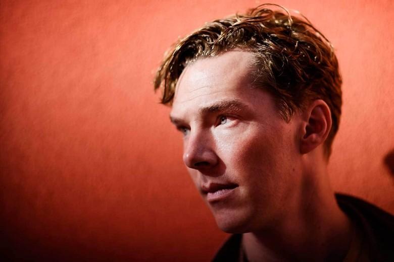 Benedict Cumberbatch Portraits
