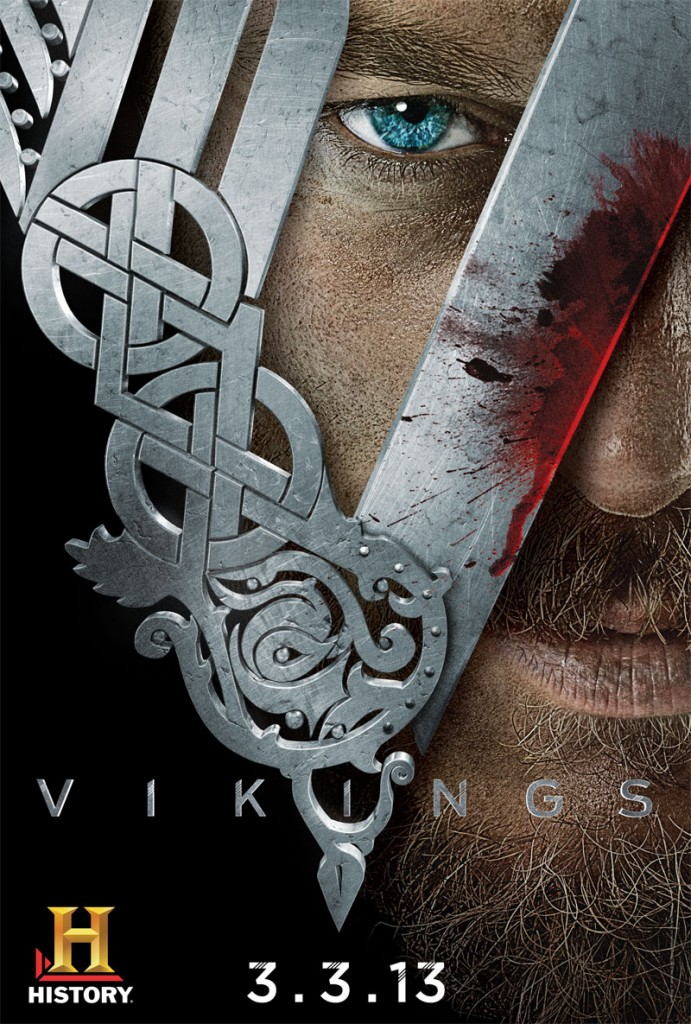 VIKINGS-TV-Seres-One-Sheet-Poster