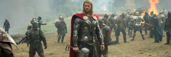 Thor: Mroczny świat - Wojna na całego