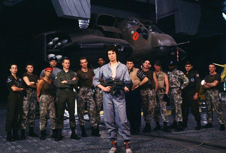 Aliens ekipa