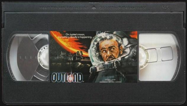Outland VHS