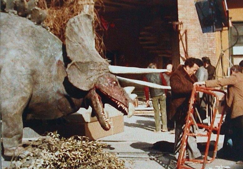 Dinozaury, jak żywe.