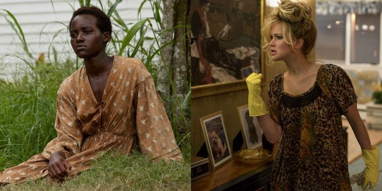 Lupita Nyong'o i Jennifer Lawrence zdają się królować równą ilością serc.