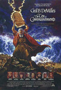 Poster - Ten Commandments, The (1956)_01