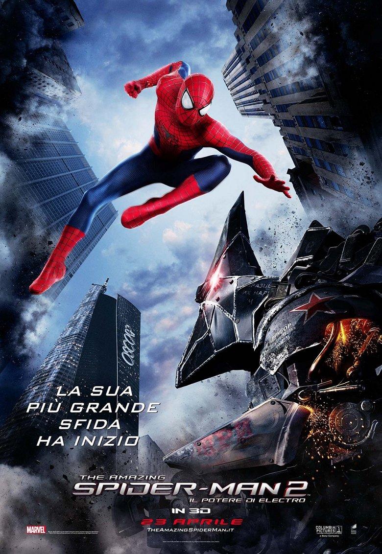 amazing spiderman 2 1