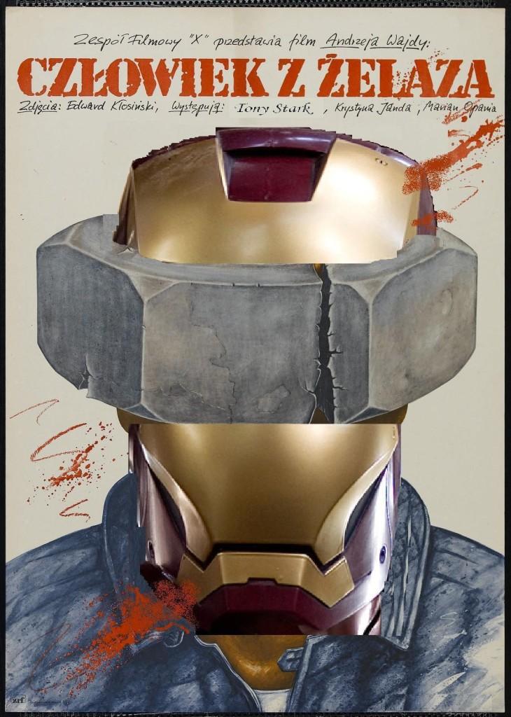Dawid Maj - Człowiek z żelaza