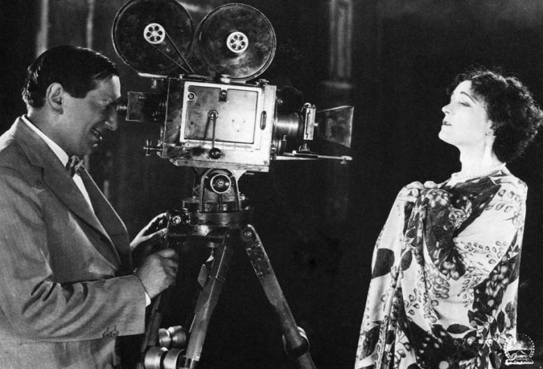 Ernst Lubitsch i Pola Negri