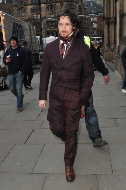 James McAvoy Victor Frankenstein 1