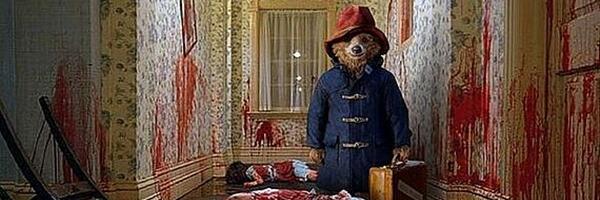 Paddington The Murder Bear