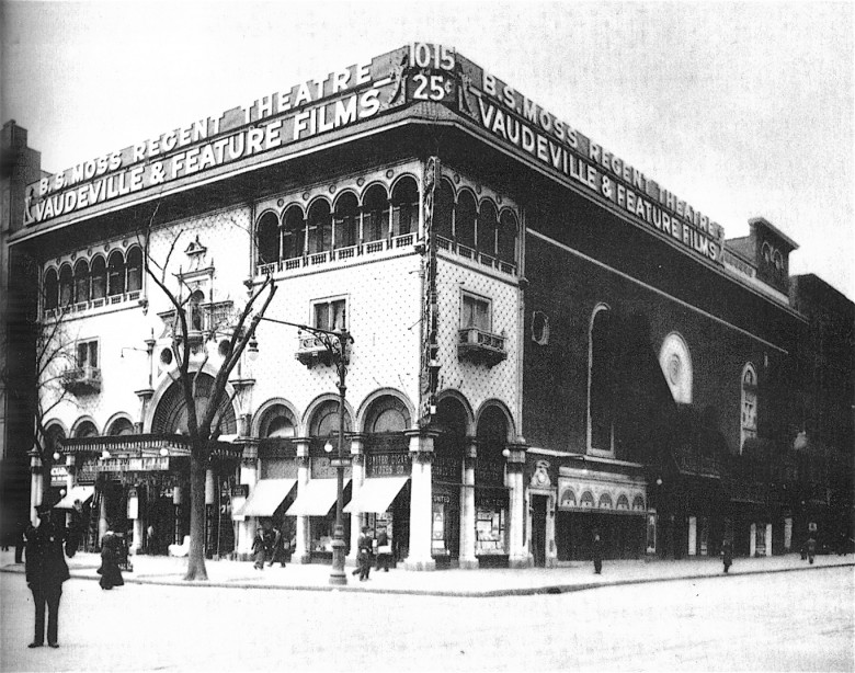 Regent Theater, Harlem, New York