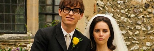 The Theory of Everything – zwiastun filmu