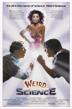 Weird Science_poster