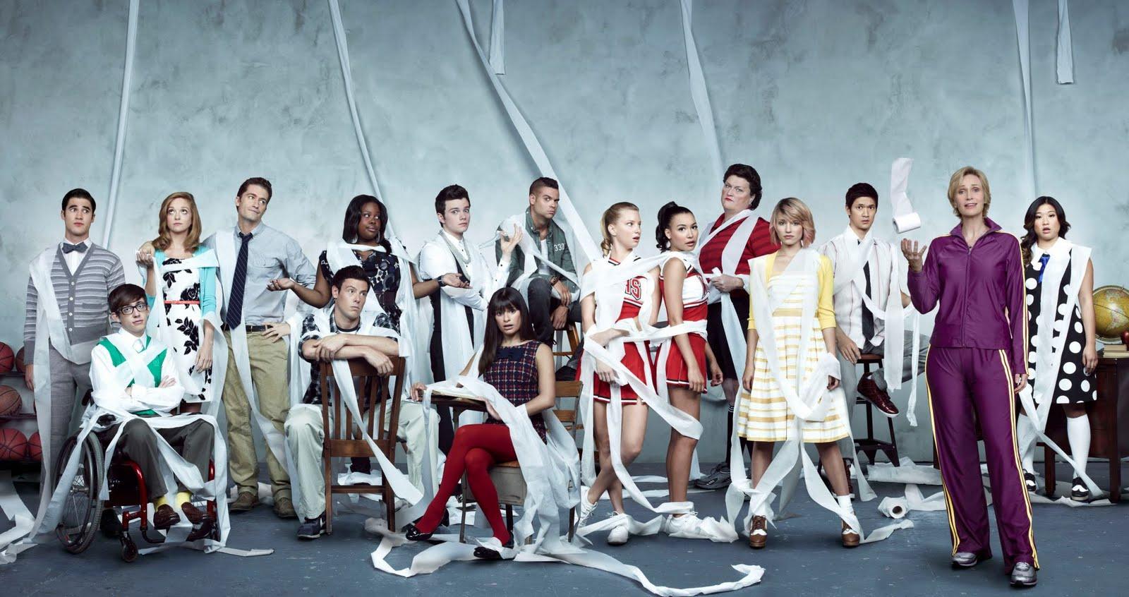 Glee-Season-3-Cast