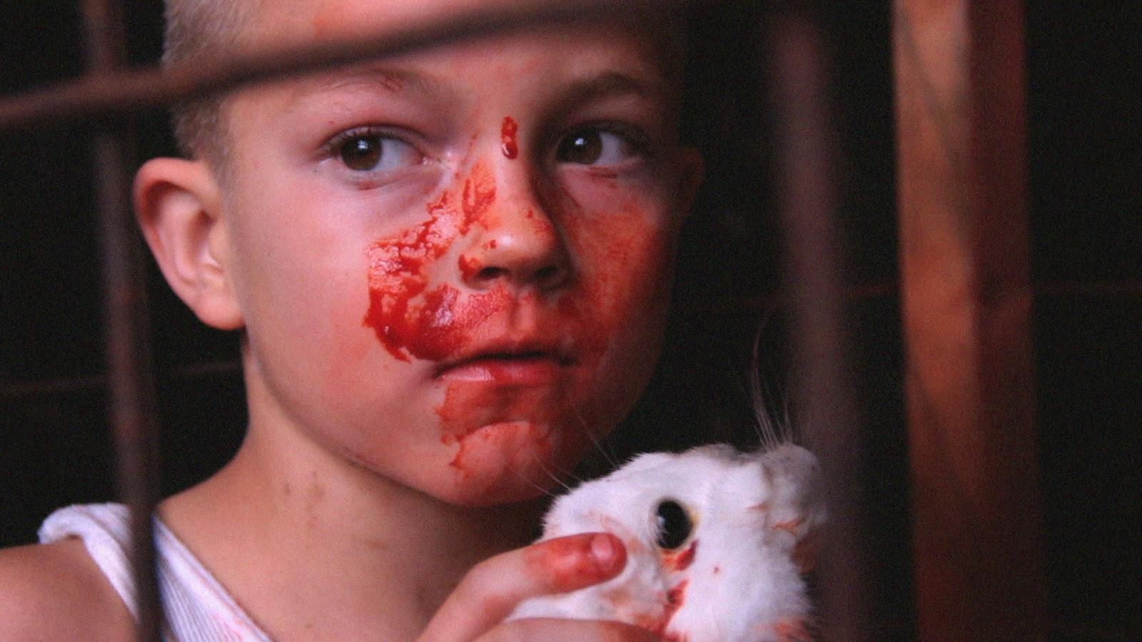 13 - Kaden Miller as the Young Killer