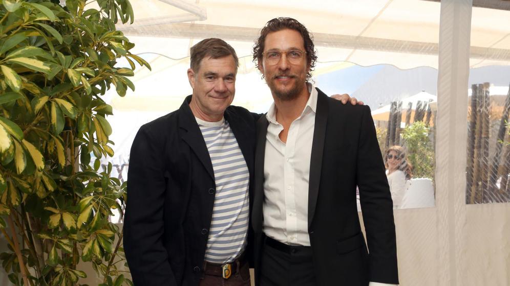 Gus van Sant i Matthew McConaughey - to nie jest dobre połączenie