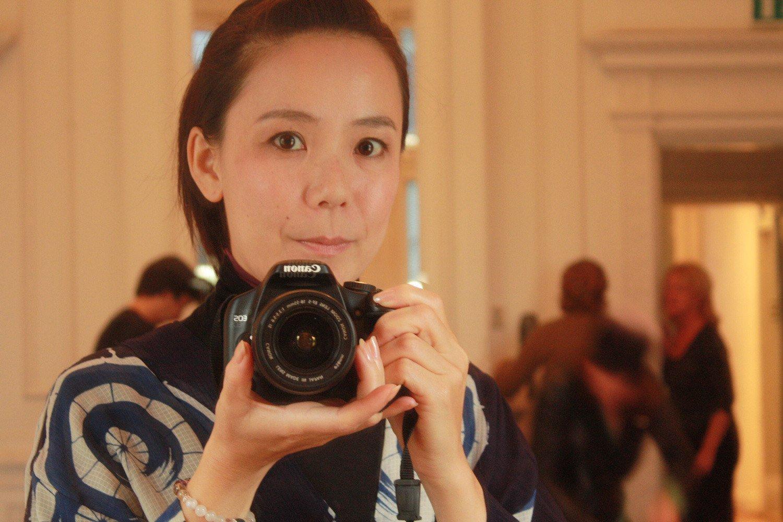 """Naomi Kawasa, reżyserka """"An"""", """"Still the Water"""", """"Hanezu"""", """"Suzako"""" (nagroda dla najblepszego debiutu w Cannes w 1997 roku)"""