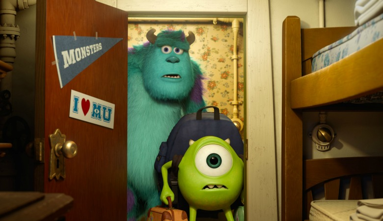 """MONSTERS UNIVERSITY"" (Pictured) SULLEY and MIKE. ©2013 Disney•Pixar. All Rights Reserved."