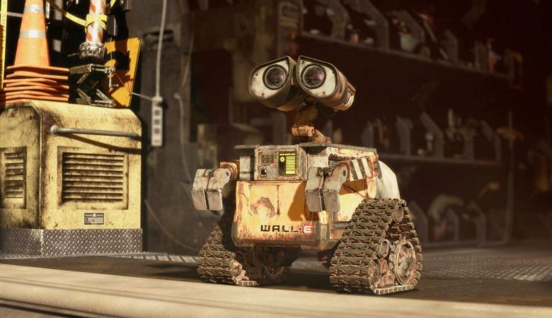 W-107: ??????????????????????WALL???E