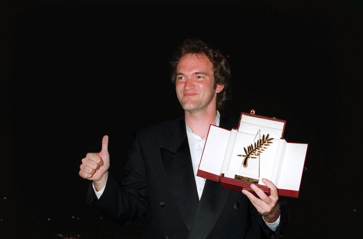 Q jak Quentin Tarantino. W tym roku go nie było, to niedobrze.