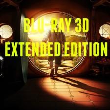 Hobbit: Niezwykła podróż – 5-płytowa edycja rozszerzona 2D + 3D