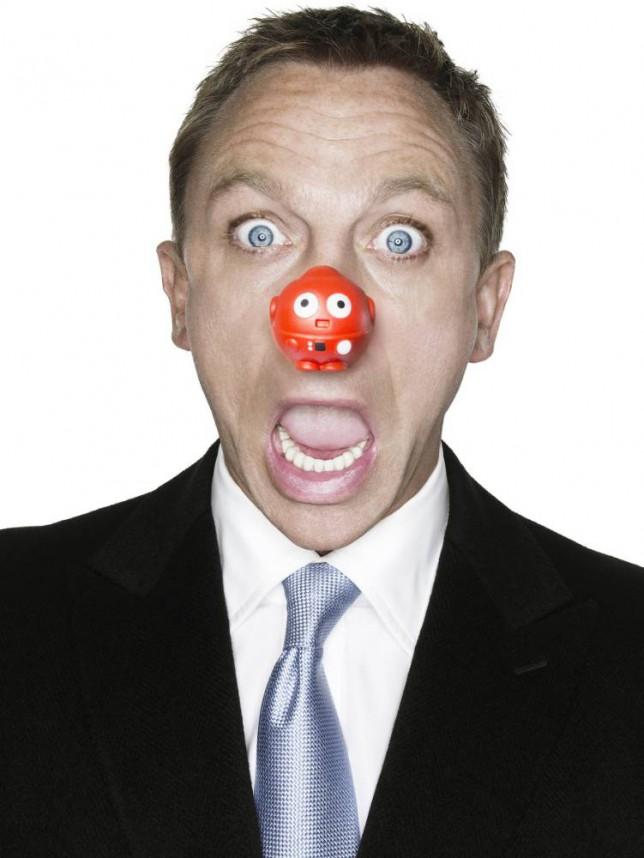 Daniel Craig funny