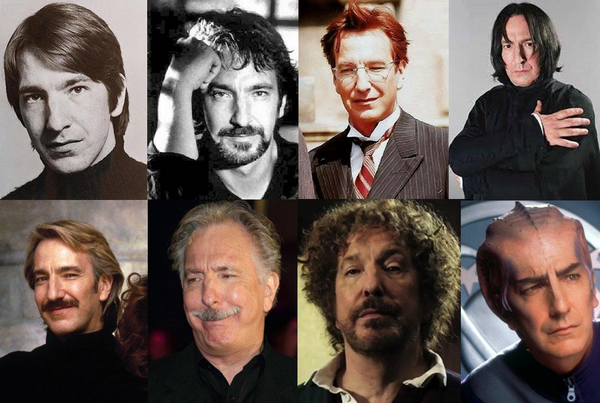 Alan faces