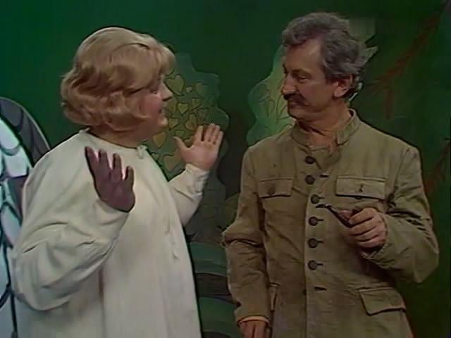 Igraszki z diabłem w Teatrze Telewizji