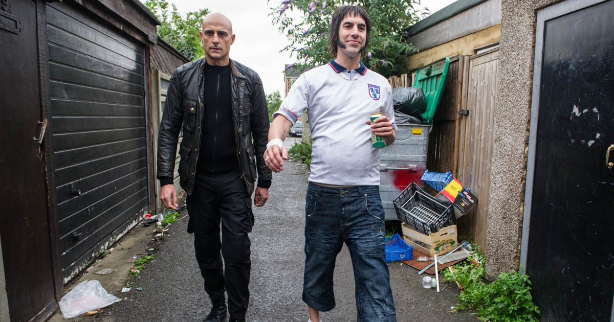 PRODUCTION-Mark-Strong-and-Sacha-Baron-Cohen-in-Columbia-Pictures-THE-BROTHERS-GRIMSBY