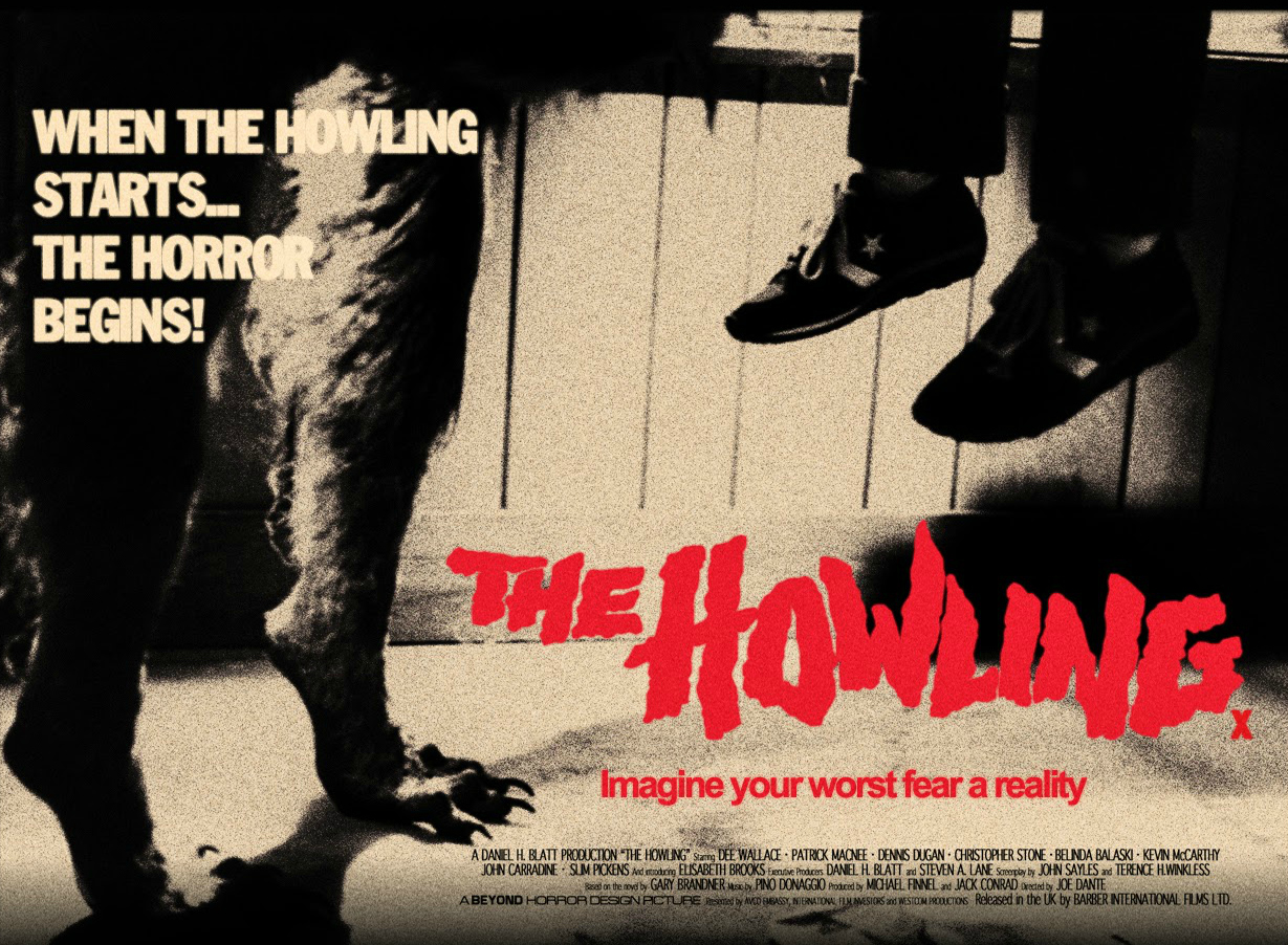 the howling 1981 joe dante beyond horror design