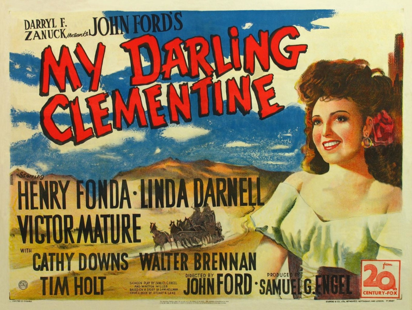 My Darling Clementine1