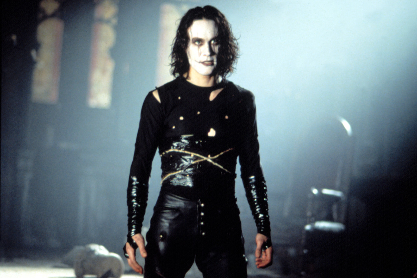 CROW, Brandon Lee, 1994 Foto: Everett Collection / IBL Bildbyrå