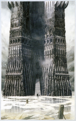 alan_lee_the lord of the rings_sketchbook_11_orthanc_color