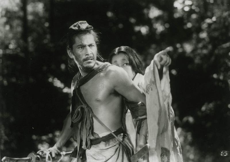 Toshirô Mifune, Machiko Kyô