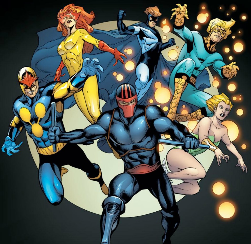 New-Warriors-Marvel-Comics