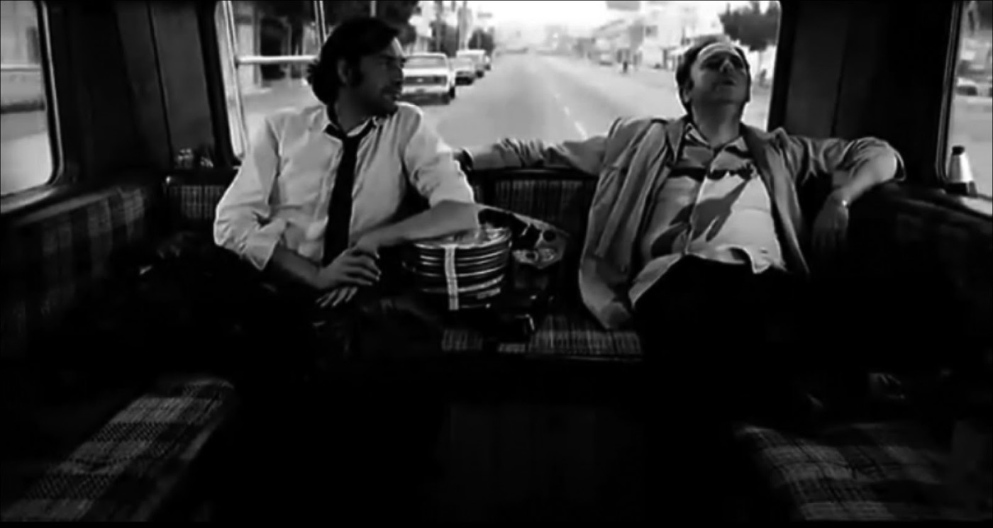 Wim Wenders - The State of Things R.V. Scene - captura de ecrã