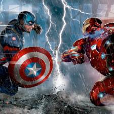 Urwany Film #86 Kapitan Ameryka: Wojna Bohaterów