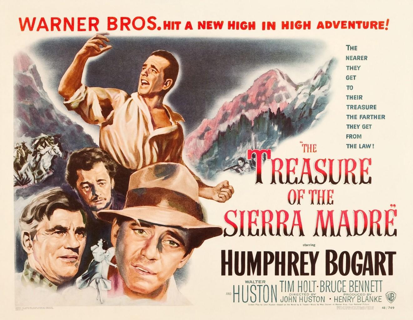 Sierra Madre-poster