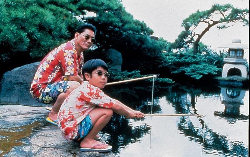kikujiro-fishing