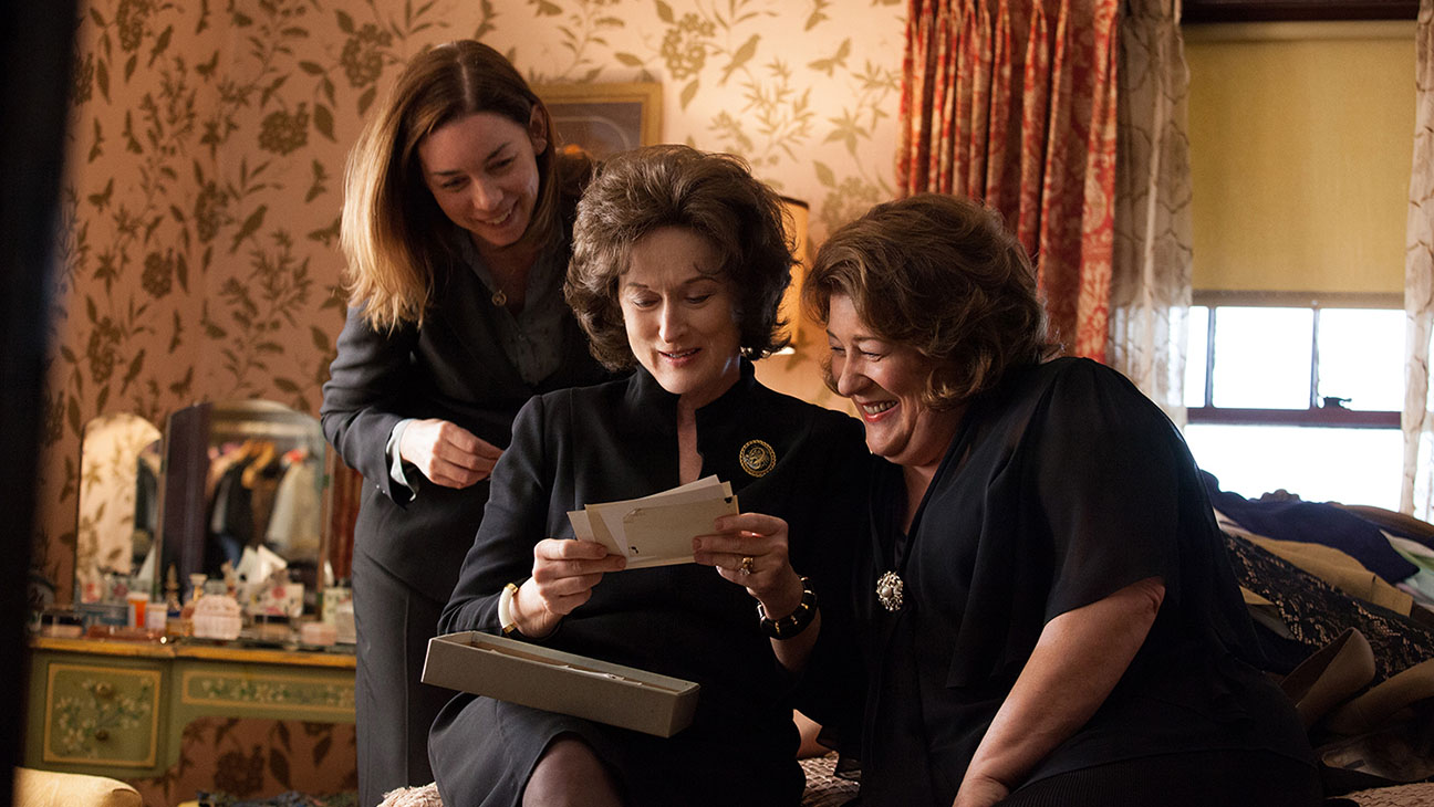 (Left to Right) JULIANNE NICHOLSON, MERYL STREEP, and MARGO MARTINDALE star in AUGUST: OSAGE COUNTY.