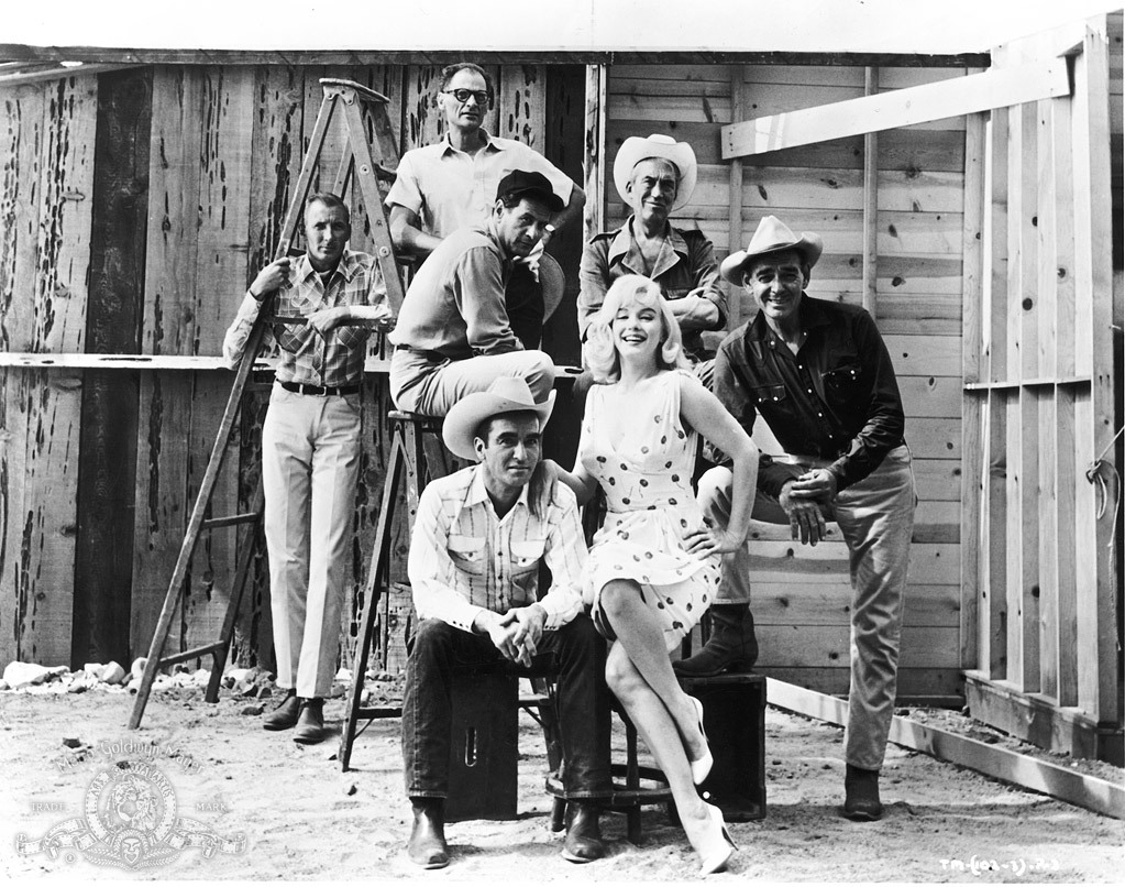 the-misfits-1961-cast-and-crew
