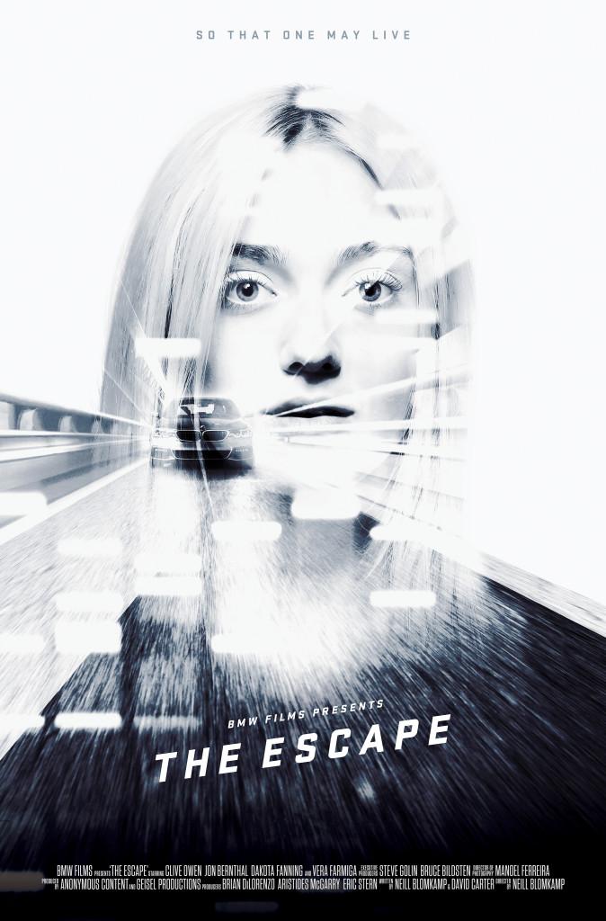 Escape - plakat 2