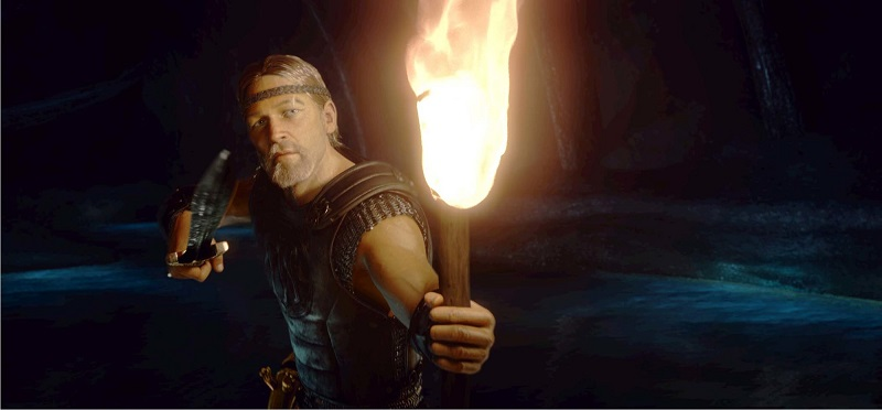 Beowulf (2007) Directed by Robert Zemeckis Shown: Beowulf (voice: Ray Winstone)