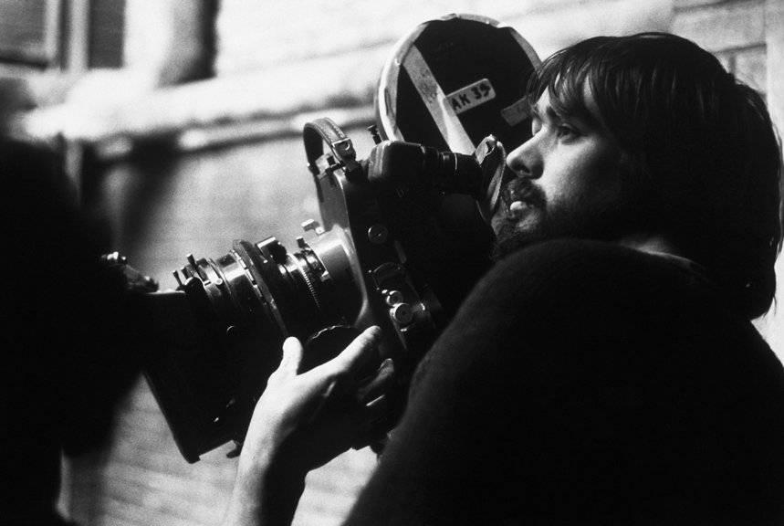 """Luc Besson na planie """"Ostatniej walki"""""""