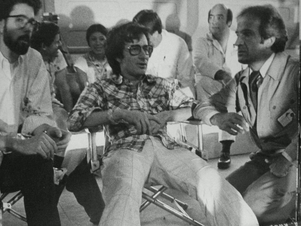 George Lucas, Steven Spielberg, François Truffaut