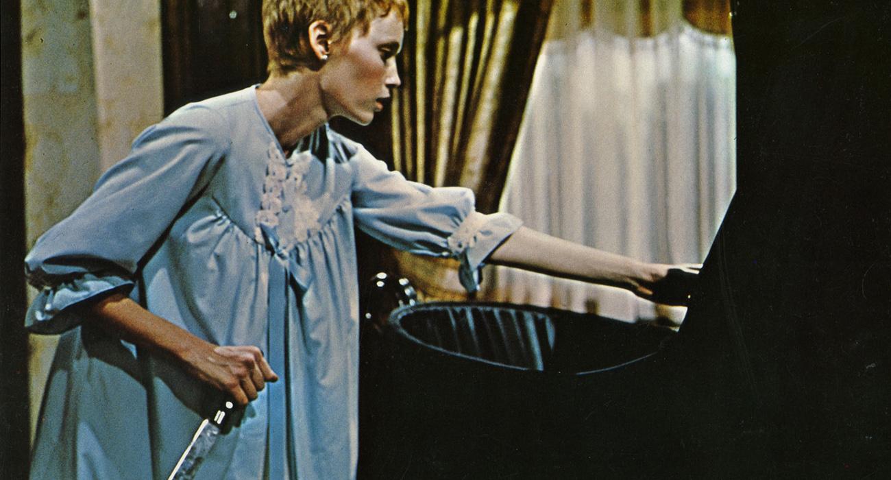 """Kadr z filmu """"Dziecko Rosemary"""""""