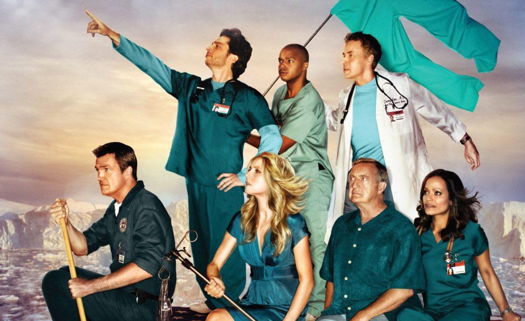 Hoży doktorzy serial amerykański