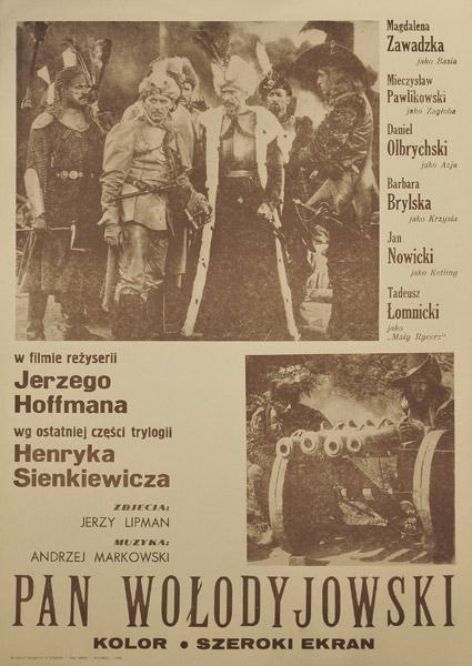 pan woЕ'odyjowski film